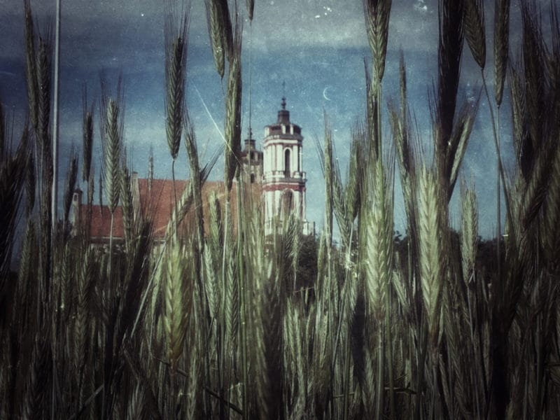 Vilnius (by Justina Kozakaitė)
