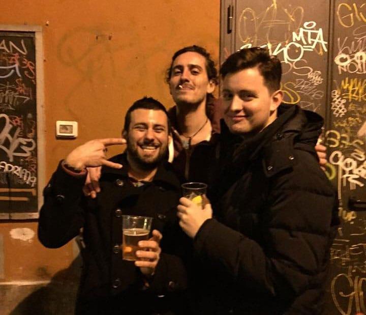 2016-01 Rome - NYC