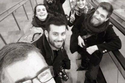 2016-03 Renata Riva, Cláudio Carneiro, Helene Bienvenu, Stefan Hedegaard, Tiago Megas, Ivan Marra,