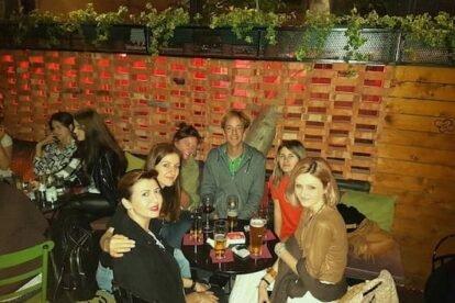 Spotters meeting Tirana