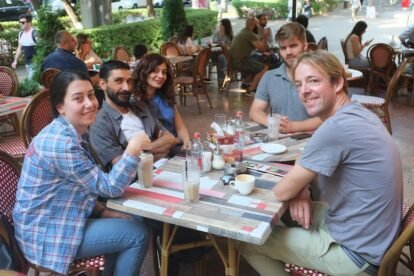 Meeting our Spotters in Yerevan & Tbilisi