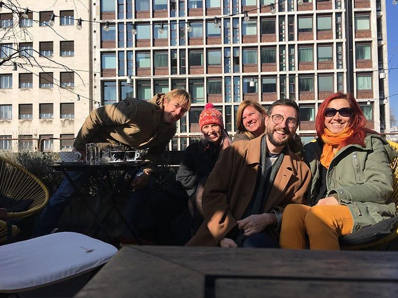 Meeting our locals in Belgrade, Ljubljana & Zagreb!
