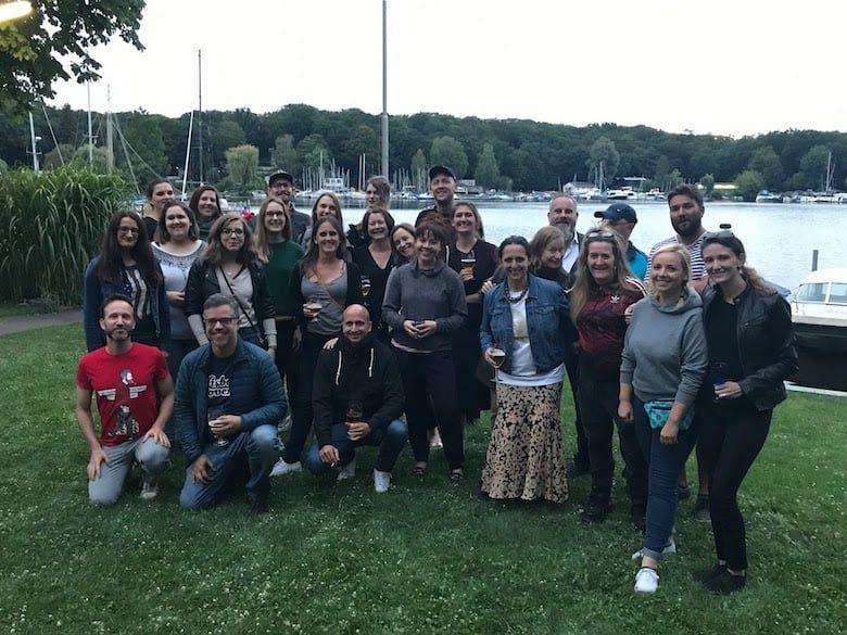Spotters Summer Party Weekend in Berlin!