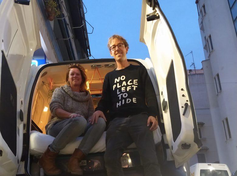 Road trip Greece – Netherlands – Greece