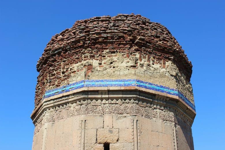 Turkmen Mausoleum Yerevan