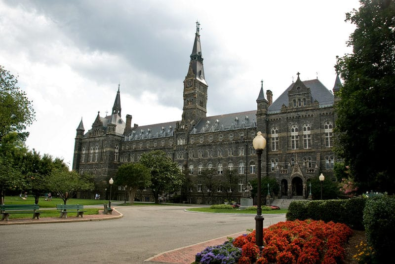 Georgetown University (by Filippo Diotalevi)