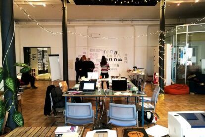 5 of the Coolest Coworking Spots Around Europe