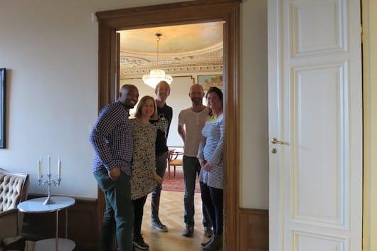 3 2015-04 Sanne & Bart in Stockholm