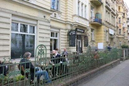 Kavarna Pod Lipami Prague