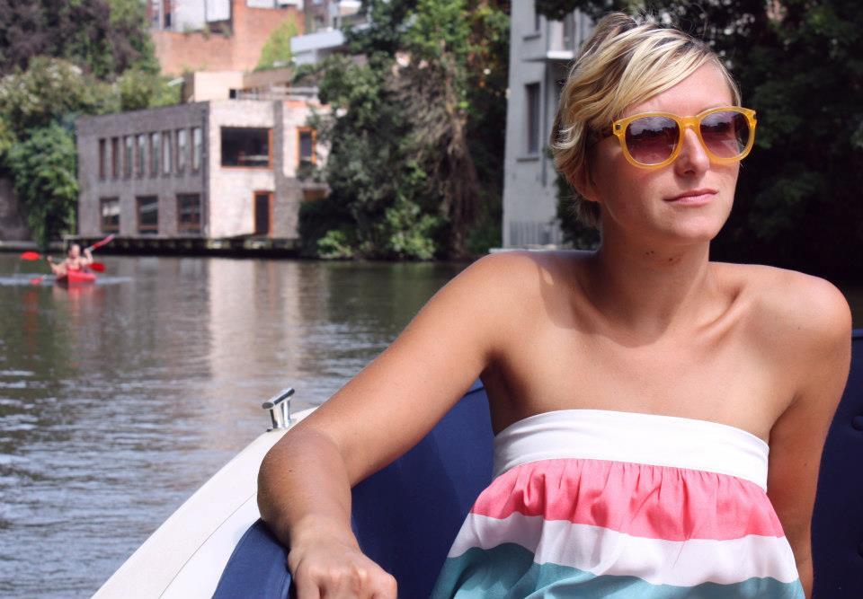 Sandra de Lobel, Ghent