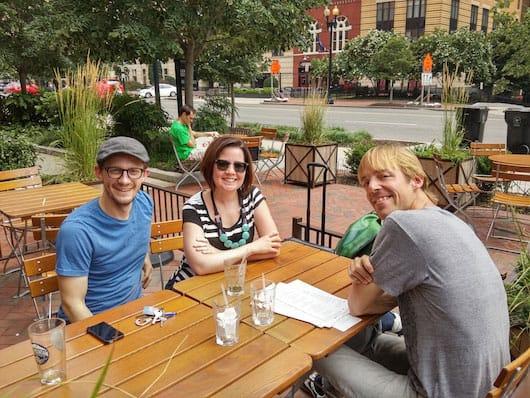 32 2015-07 Spotters meeting Washington DC
