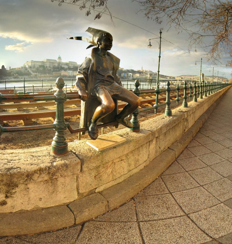 Budapest (by Panoramas)
