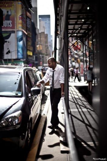 New Yorker, New York (Imsouchivy)