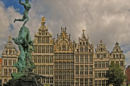 Antwerp (by Harshil Shah)