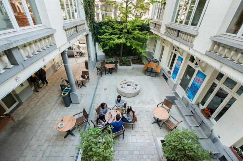 Hostel Jaques Brel Brussels