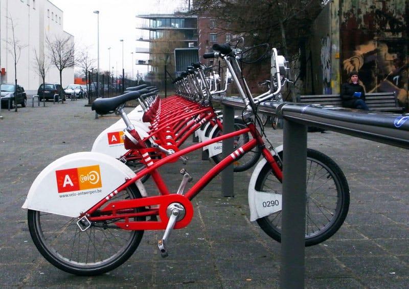 'Velo Antwerpen' bike rent (by jelm6)