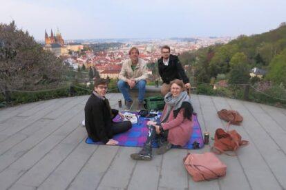 Spotters meeting Prague