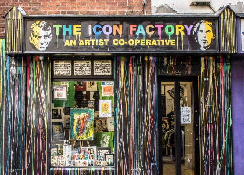 The Icon Factory (by William Murphy)