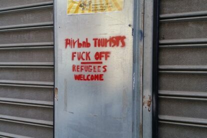 What we want to do to help combat overtourism