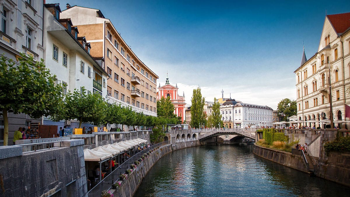 48 hours in Ljubljana