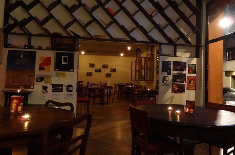 Artefakt Cafe Krakow (by Ewelina Tłuczek)