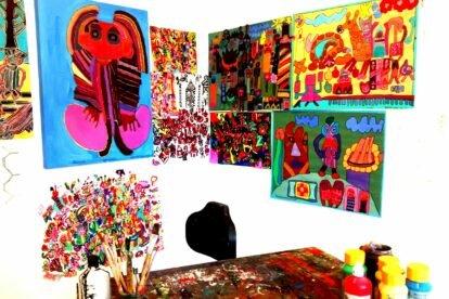 Atelier Herenplaats (by Rénia Sastrowidjojo)