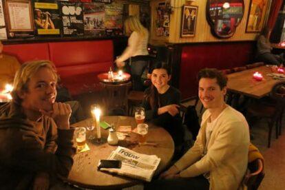 Munich Spotter Ayla boyfriend Leonars) & Bart in Amsterdam