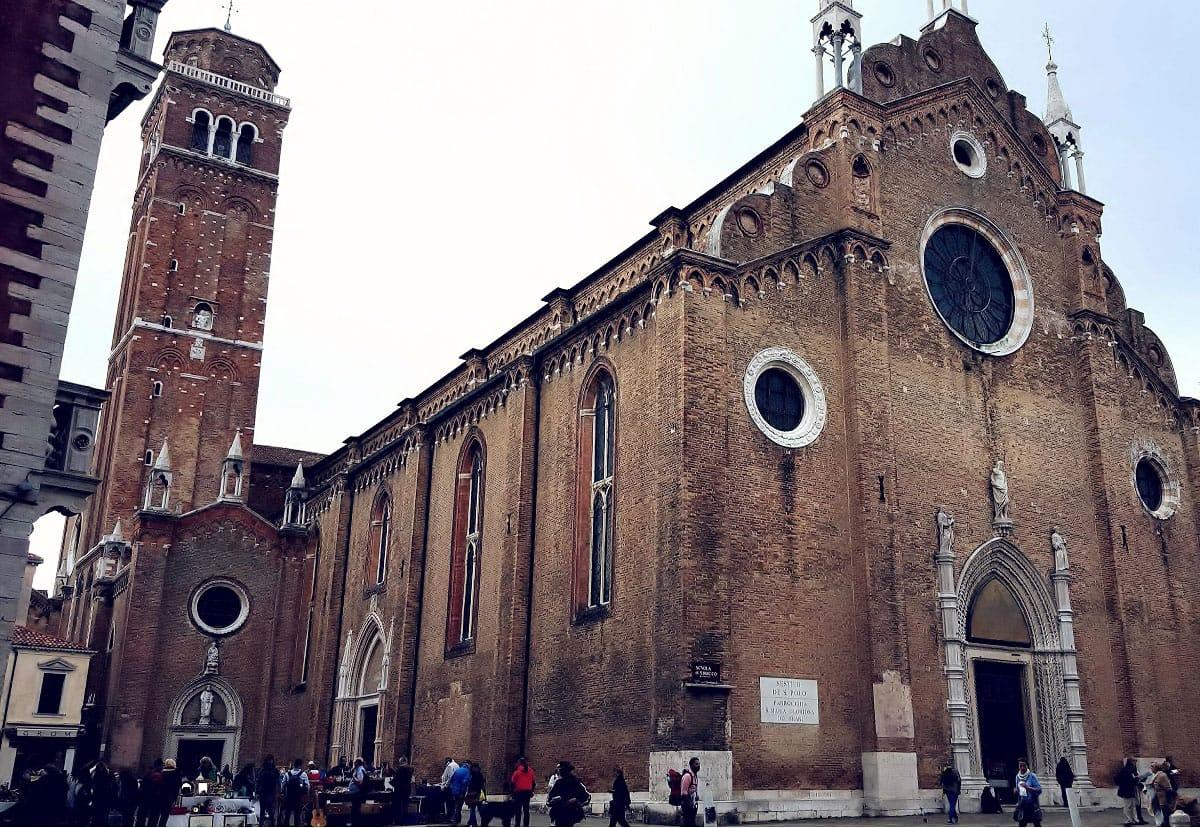 Basilica dei Frari - by Nicoletta Bortoluzzi