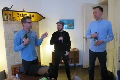 Berlin Spotters meeting 5