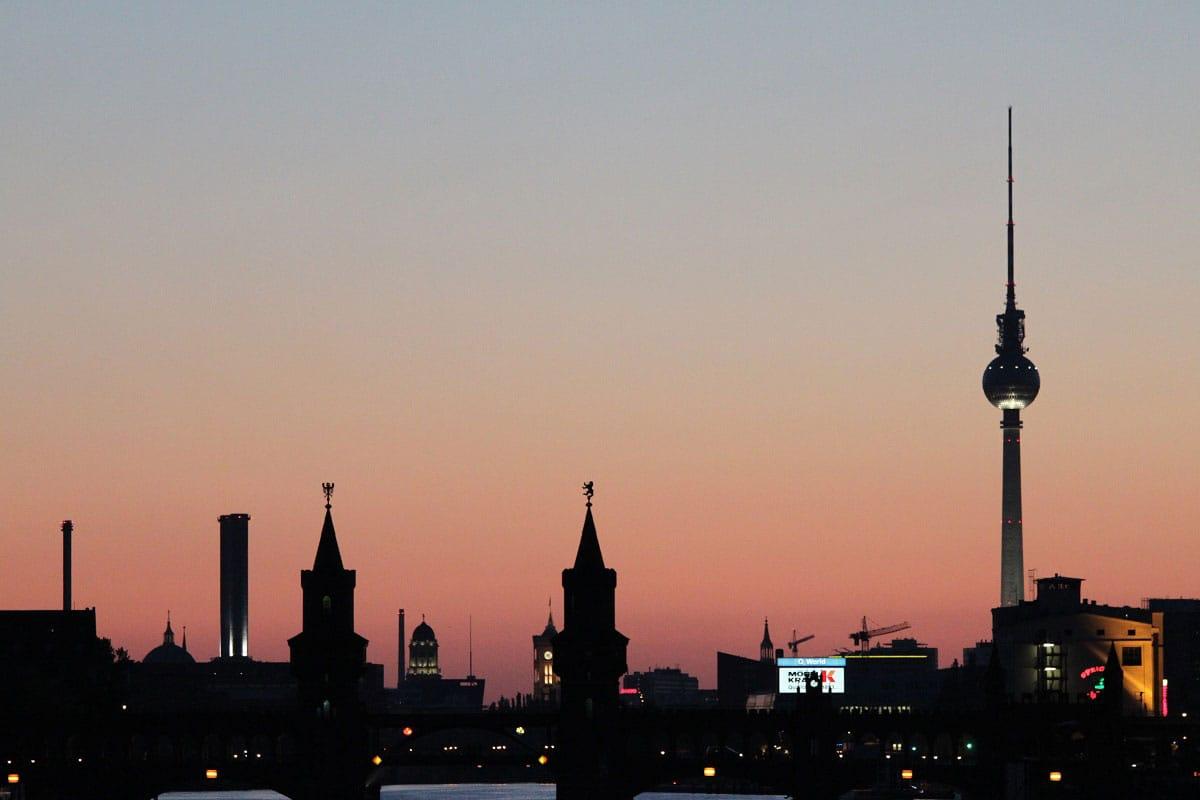 Berlin skyline - by Der Robert