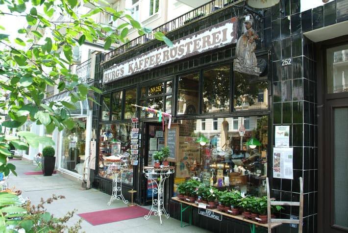 Burg's Kaffeerösterei - by Burg's Kaffeerösterei