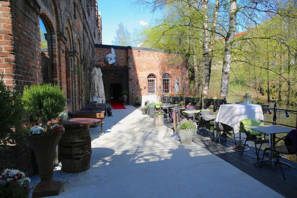 Café Månefisken - by Café Månefisken