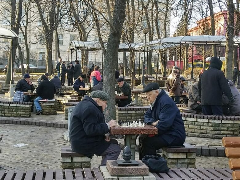 Meeting our Spotters in Kiev