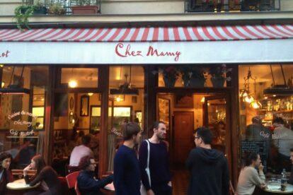 Chez Mamy - by OutUrbanArtsBoy
