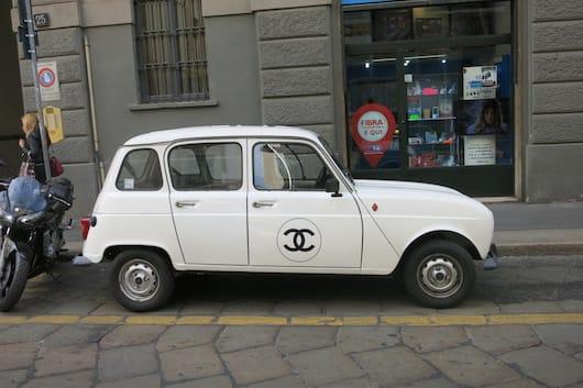 Coco Chanel Milan