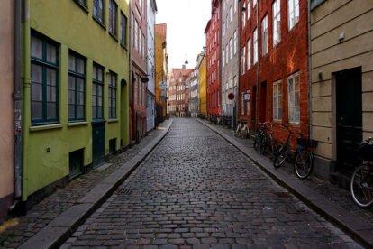 Copenhagen street view