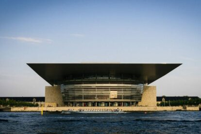 Copenhagen Opera House - by Benson Kua