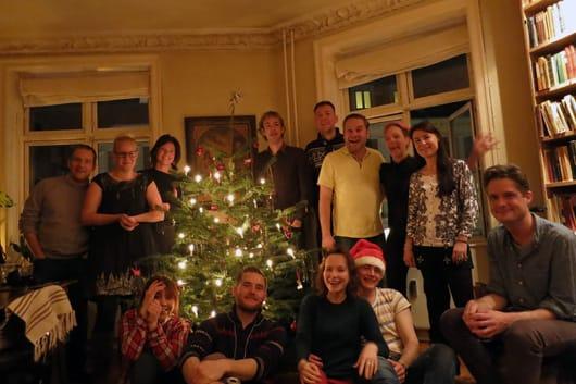 Vilnius, St. Petersburg & Edinburgh Spotters in Copenhagen