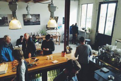 Espressofabriek - by Gerben van der Zwaard