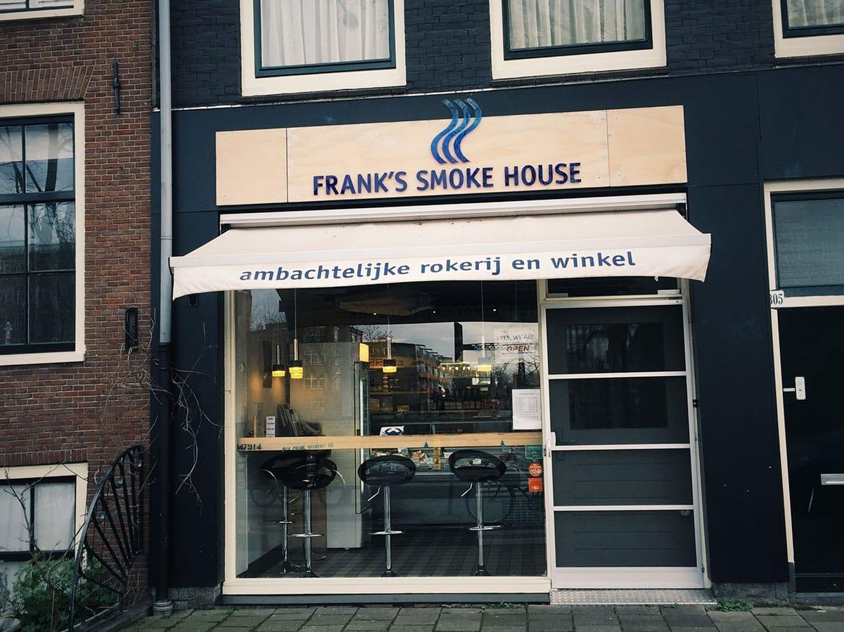 Frank's Smoke House - by Gerben van der Zwaard