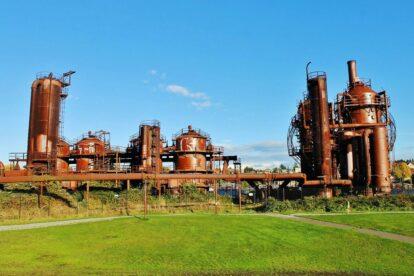 Gasworks Park - by Jules Antonio