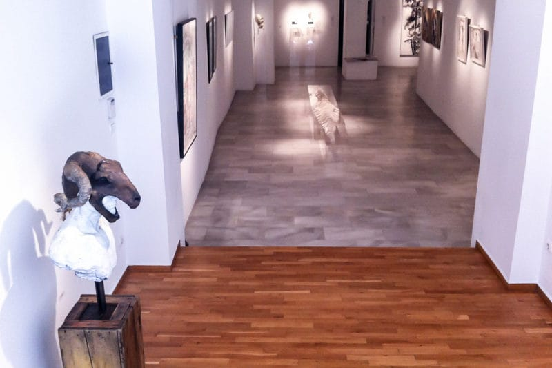 Genesis Gallery Athens (by Aigli Andritsopoulou)
