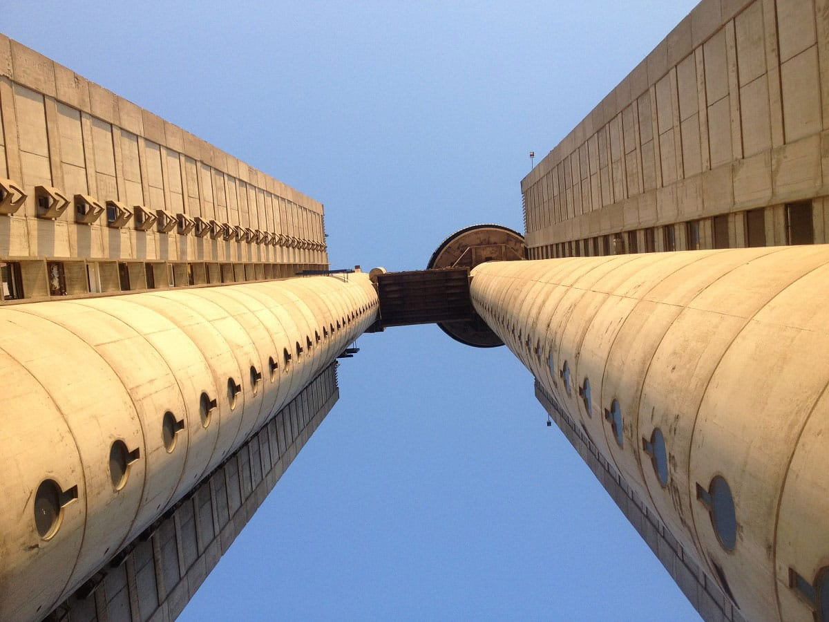 Genex Tower - by Svetlana Copic