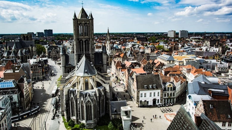 Gent (by Jonatan Moerman)