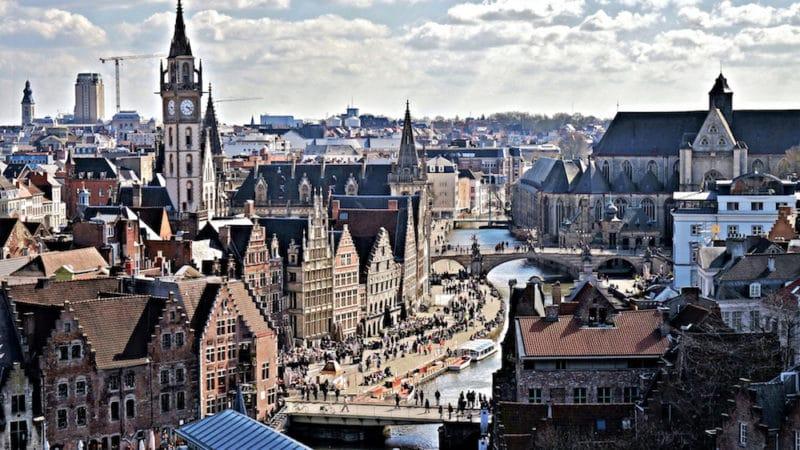 Ghent (by Ronan Shenhav/flickr)