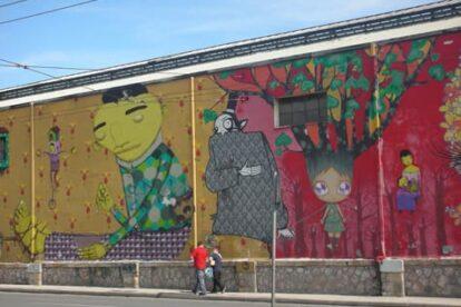 Grafiti Athens