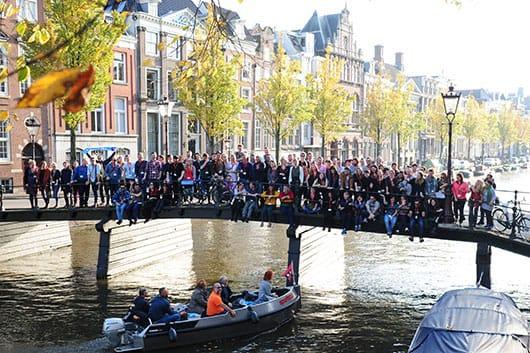 Spotters weekend Amsterdam - 2014