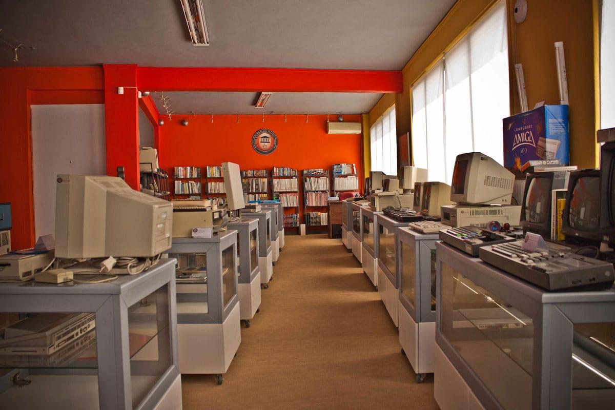 Hellenic IT Museum - by Demetra Caterelou