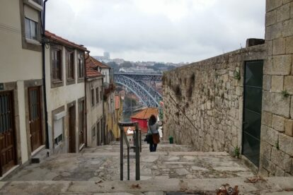 Hello Porto!
