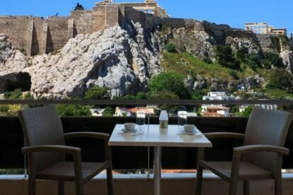 Photo by Hotel Adonis Athens